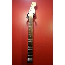 Mástil De Guitarra Stratocaster De Maple 22 Trastes Nuevo