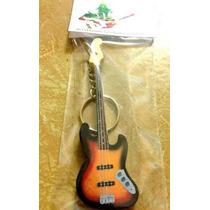 Bajo Llavero Fender Jaco Pastorius Jazz Bass