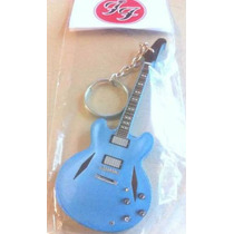 Guitarra Llavero Gibson Es-335 Dave Grohl Foo Figthers