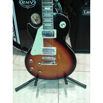 Guitarra Eléctrica Field Les Paul Para Zurdos