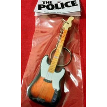 Bajo Llavero Fender Sting Precision The Police