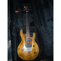 Guitarra Luthier J Demonte 2008 Tipo Prs Est Rigido
