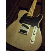 Fender Telecaster De Luthier Claudio Palazzolo Impecable!