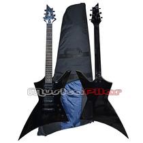 Guitarra Electrica Cort Vx 2x Funda Musica Pilar