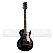 Guitarra Cort Cr 200 Bk Cr Series Les Paul