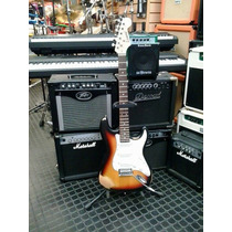 Guitarra Eléctrica Leonard Stratocaster Relic Avejentada 3ts