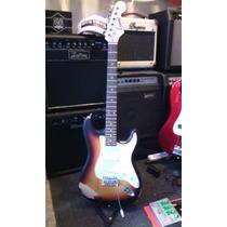 Guitarra Electrica Stratocaster Relic Olivos Zona Norte Sale