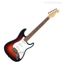 Guitarra Eléctrica Stratocaster Texas Niños Sunburst