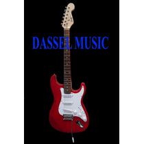 Combo Guitarra Electrica + Amplificador 20w+funda+correa+pua