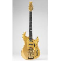 Guitarra Burns Gold Dream Solo 50 Hechas