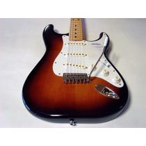 Permuto Guitarra Fernandes Fst Stone Logo 1978 Japon Fender