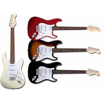 Guitarra Electrica Tipo Stratocaster Importada Super Oferta!