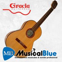 Guitarra Clasica Gracia A 1/2 Concierto - Con Funda