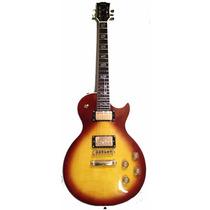 Guitarra Electrica Tipo Les Paul Custom Parquer Excelente