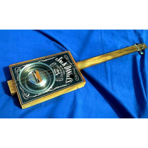 Cigar Box Guitar Dobro Mic Piezo