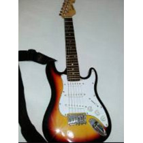 Guitarra Eléctrica D/viajero Midland