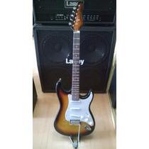 Kansas Guitarra Electrica Tipo Stratocaster Varios Colores