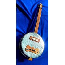 Gaucho Box Guitar Modelo Cake Vintage