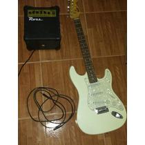 Guitarra Electrica Field+ Amplificador