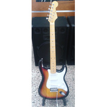 Guitarra Stratocaster Importada Vintage Sunburst Nueva!!