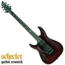 Guitarra Schecter Damien Elite 6 Fr Zurda