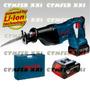 Sierra Sable Inalambrica Bosch Gsa 18 Vli 2 Bat Ion De Litio