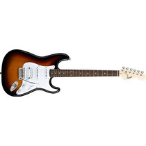 Squier Stratocaster Bullet Hss C/tremolo Brown Sunburst