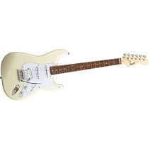 Squier Stratocaster Bullet Hss C/tremolo Artic White