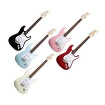 Guitarra Electrica Stratocaster Fender Squier Bullet Tremolo