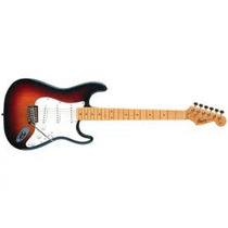 Squier Guitarra Eléctric Stratocaster California Mn Sunburst