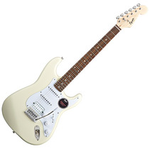 Squier Guitarra Stratocaster California Fat Rwn Artic White