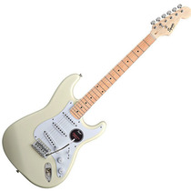 Squier Guitarra Eléc Stratocaster California Mn Artic White
