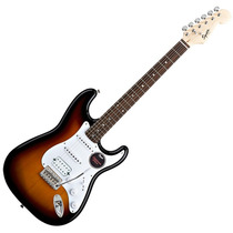 Squier Guitarra Stratocaster California Fat Rwn Sunburst