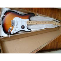 Squier By Fender Stratocaster California 3mic.palanca