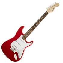 Guitarra Eléctrica Squier By Fender Stratocaster Bullet Red