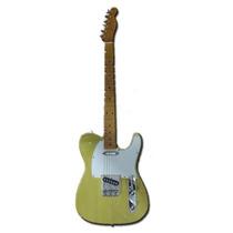 Guitarra Sx Ftl50 Telecaster Bsb Con Funda