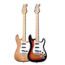 Guitarra Sx Stratocaster Fst Alder Con Funda Sx