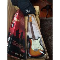 Guitarra Sx Stratocaster Custom Nuevo Precio