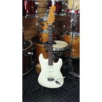 Guitarra Electrica Sx Stratocaster 62 Vintage White