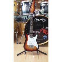 Kansas Mini Guitarra Electrica Stratocaster Para Niño