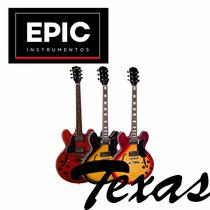 Guitarra Texas 335 Vs, Cs, Wr