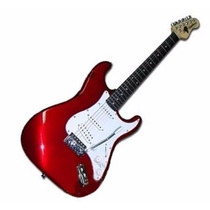 Washburn We20mc Guitarra Elect Mic Doble + 2 Simples, Strato
