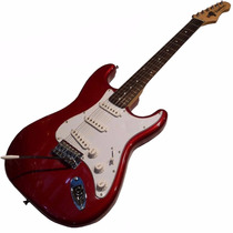 Guitarra Electrica Washburn We10mc - Mics: 3 Single