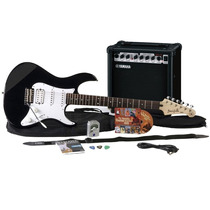 Ff# Pack Guitarra Electrica Yamaha Eg112gpii + Ampli + Acces
