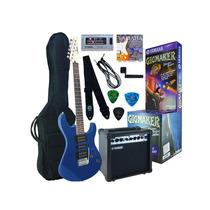 Ff# Pack Guitarra Electrica Yamaha Eg121gpii + Ampli + Acces