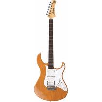 Guitarra Yamaha Pacifica Pac112j Yellow Natural Satin Nueva