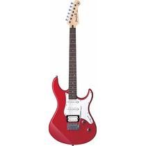 Guitarra Yamaha Pacifica Pac112v Rbr Raspberry Red Nueva