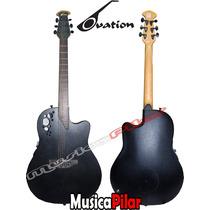 Guitarra Electroacustica Ovation 1868tx Elite Musica Pilar