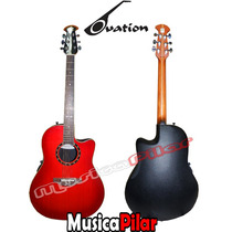 Guitarra Electroacustica Ovation 1771ax .musicapilar