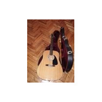 Guitarra Electroacústica Fender Modelo Dg-3 C/estuche Rigido